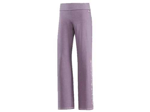 Life Is Good Damen French Terry Sleep Hose, damen, Pale Plum (French Terry Lounge Pant)