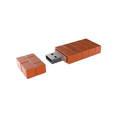 QUMOX 8Bitdo Receptor Adaptador inalámbrico Bluetooth para Nintendo Switch, Windows, Mac y Raspberry Pi