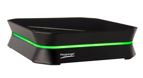 Hauppauge HD PVR 2 GE Plus, Xbox und Playstation HD Game Rekorder für MAC und PC, Full HD 1080p, Streaming - Ge Digital Recorder