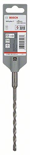 Bosch Professional Hammerbohrer SDS-plus-7 (Ø 6 mm)