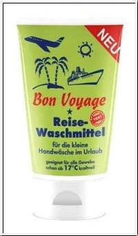 Linda Reisewaschmittel Bon Voyage