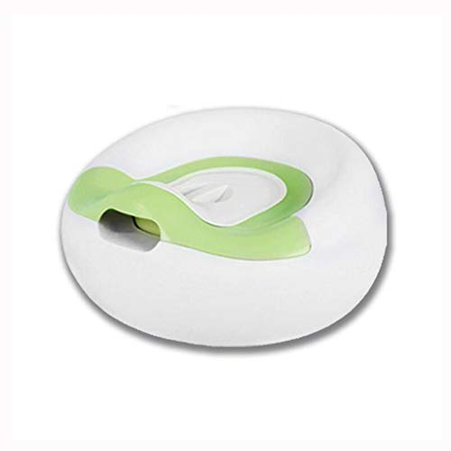 LLRDIAN Toilette extra-large pour enfants ▎ hommes et femmes pot bébé ▎ urinoir pour enfant ▎ bébé enfant petite toilette child enfant âgé de 1 à 8 ans (Couleur : Blanc)