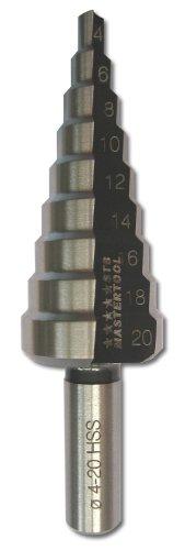 Stufenbohrer HSS 4-20mm