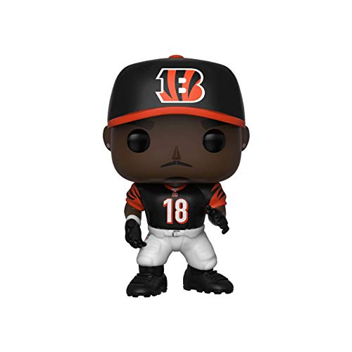 Funko- Pop Figura De Vinil: NFL: Bengals-A. J. Green (Home Jersey) Coleccionable, Multicolor (42865)