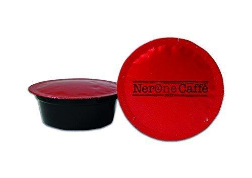 100 capsule compatibili lavazza a modo mio® miscela rossa amabile nerone caffè