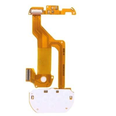Cable Flexible de Teclado de teléfono móvil para Nokia 7230 Pieza de Repuesto