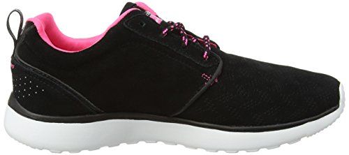 Skechers - Counterpart Everything Nice, Sneaker basse Donna Nero (Nero (Bkhp))