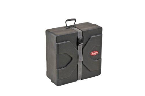 SKB 1SKB-D0515 eckiger Snare-Transportkoffer mit gepolsterter Innenausstattung 12,7 cm (5 Zoll) x 38,1 cm (15 Zoll)