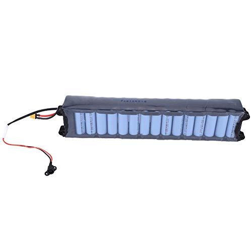 Batería de Repuesto para Bicicleta eléctrica, batería de Litio Recargable de 36V 6.6AH para 1: 1 1: 2 Bicicleta eléctrica
