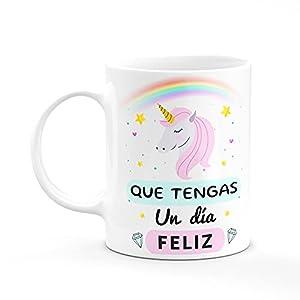 Taza Desayuno Unicornio Madres Dia