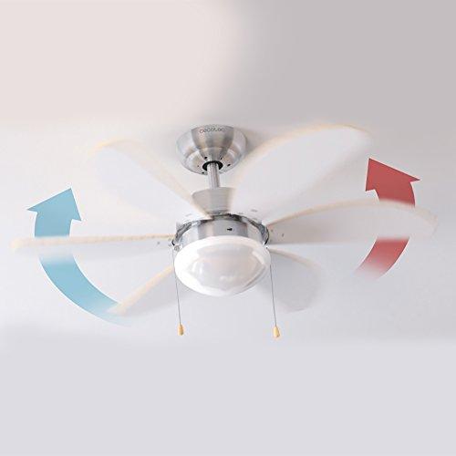 Cecotec Ventilador de Techo EnergySilence Aero 350. 81 cm de