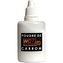 Asmodee - ACC31 - Poudre de Carrom - 30 Grams