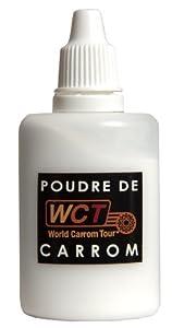 Carrom Arte - ACC31 - Juegos de Estrategia - Polvo de Carrom - 30 Gramos Importado de Francia