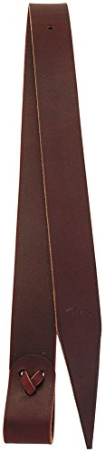 72 Leder (Busse Tie-Strap LEDER, 1-3/4x72, rotbraun, 1-3/4