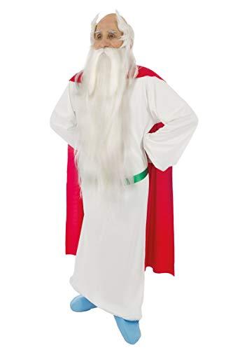 Lizenz Kostüm - Chaks-cs964197/XL-Kostüm-Kostüm Lizenz Miraculix 3-teilig, Größe