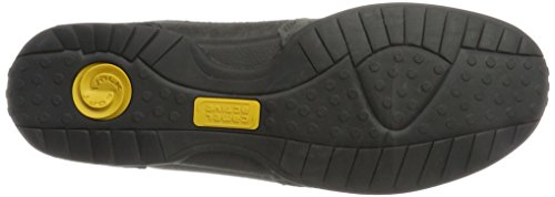 camel active Space 30, Sneakers Basses Homme Noir (Anthracite/black)