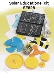 Electronics Kit - Solar Educational Kit - SE828