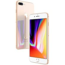 """Apple iPhone 8 Plus Single SIM 4G 64GB Gold - Smartphones (14 cm (5.5""""), 64 GB, 12 MP, iOS, 11, Gold)"""