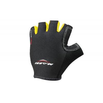 Preisvergleich Produktbild MASSI Comp Tech Handschuh,  Unisex Erwachsene M gelb