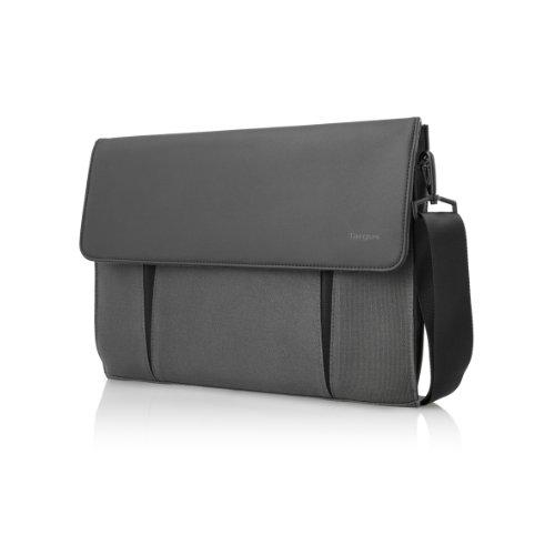 Targus TTS00504EU Ultralife 14 Zoll Canvas Slip Case, charcoal grey -