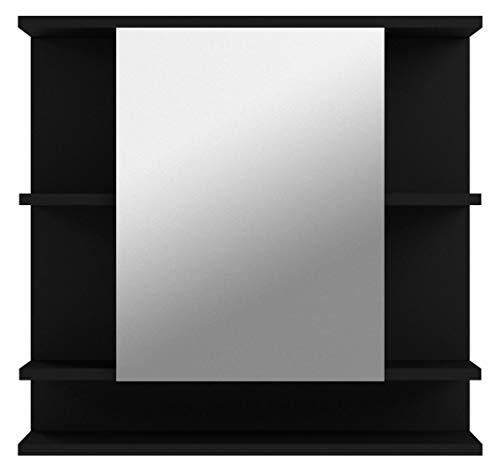 Trendteam Badspiegelschrank in graphit - 4