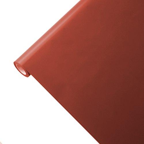 50m*1,00m JUNOPAX® Papiertischdecke kastanien-braun