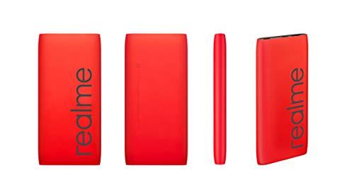Realme 10000mAH Power Bank (Crimson) Image 6