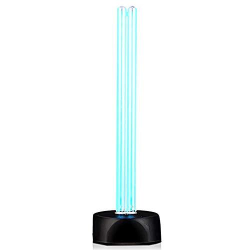 lxfy Luftsterilisator Lampe UV-C Sterilisator Licht keimtötendes Licht Schimmelpilz Bakterien 36W für zu Hause Luftdesinfektion Luftreiniger Anti-Grippe Ozone Disinfection lamp 36W -
