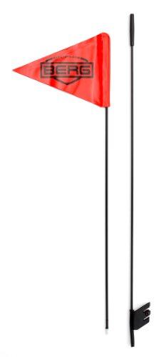 Preisvergleich Produktbild Bergtoys 16.99.42 - Fahne für Buddy Gokarts