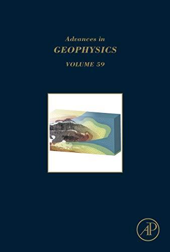 Advances in Geophysics (English Edition)