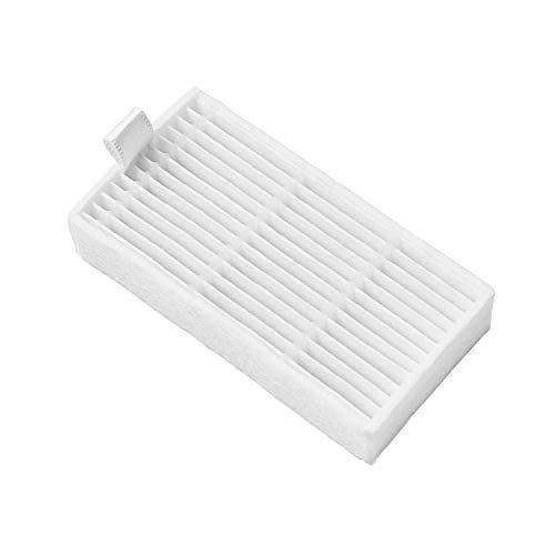 MEDION Saugroboter Zubehör Hepa Filter (kompatibel mit Roboterstaubsauger MD 18500, MD 16192, MD 18501, MD 18600, MD 18318)