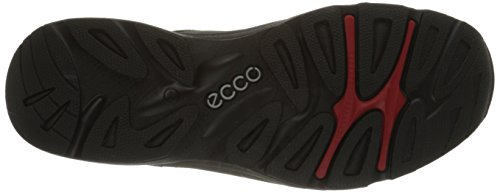 Ecco ECCO LIGHT IV Herren Outdoor Fitnessschuhe Schwarz (57099BLACK/BLACK/DARK SHADOW)