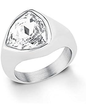 s.Oliver Jewel Damen Ring Edelstahl SO1447