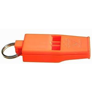 Acme Whistle Emergency Survival Rescue Whistle 7 in 1 praktischem Multifunktionswerkzeug für Outdoor Camping Wandern