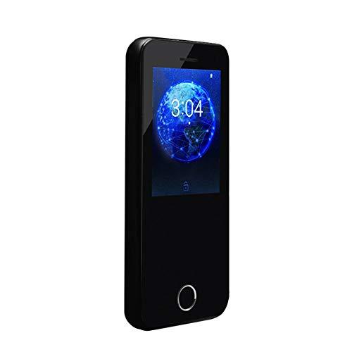 Übersetzer Gerät Smart Voice-elektronische Taschen-Voice-3G / Wifi Zwei-Wege-Interactive Voice Übersetzung für Reisen Learning Geschäfts Shopping,Schwarz