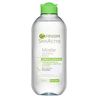 Agua micelar Garnier para piel mixta, 400 ml