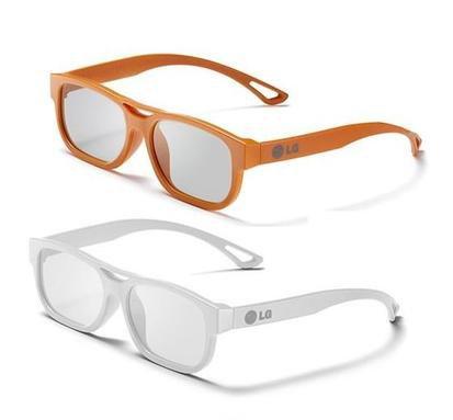 LG AG-F200schwarz Brille 3d Brille 3d (140,1X 150,5x 41,5mm, 30g, 71g, Schwarz) (Lg 3d-brille)