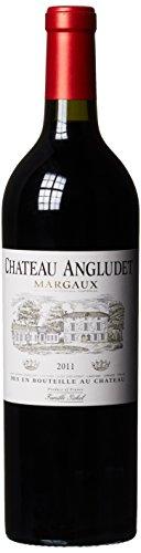 Sichel Château d'Angludet Margaux Cru Bourgeois Cabernet Sauvignon 2011 Trocken (1 x 0.75 l)