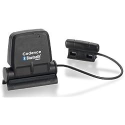 Bluetooth cadencia/Sensor de velocidad para iphone 4S/5/5C/5S/6/6plus 6s para aplicación Runtastic, Wahoo Strava–Sensor de cadencia y velocidad medidor