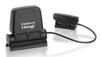 BLUETOOTH CADENCE - SPEED Sensor für iPhone 4S / 5 / 5C / 5S / 6 / 6S / 6 plus / SE / 7 / 7S / 7 plus / 8 / X für App RUNTASTIC , WAHOO , STRAVA - Trittfrequenzsensor und Geschwindigkeitsmesser