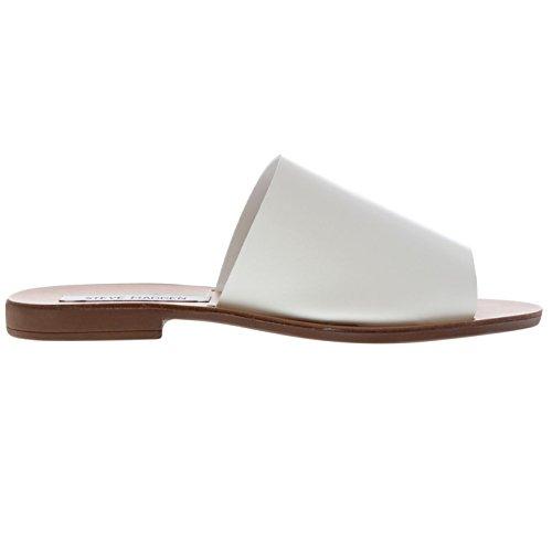 Steve Madden - Slippers donna Bianco