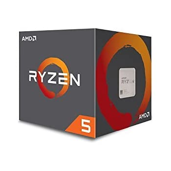 AMD Ryzen 5 1600 - Processeur 3,2 GHz - Socket AM4 - Ventilateur Wraith Spire 65W Inclus