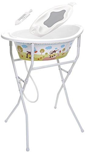Rotho Babydesign 21039 0195 BS ideale Badelösung, weiß