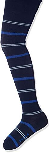 falke kinderstrumpfhosen FALKE Mädchen Strumpfhosen / Leggings Pencil Stripe - 1 Paar, Gr. 110-116, blau, weiche Baumwolle Ringelmuster