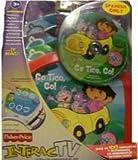 Fisher-Price-Interac-TV-Go-Tico-Go!-Dora-the-Explorer-SPANISH