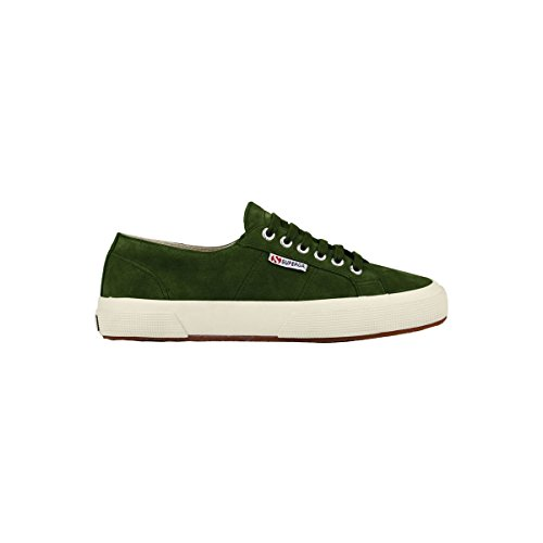 Superga  2750 SUEU, Sneakers Basses mixte adulte Vert - Green Musk