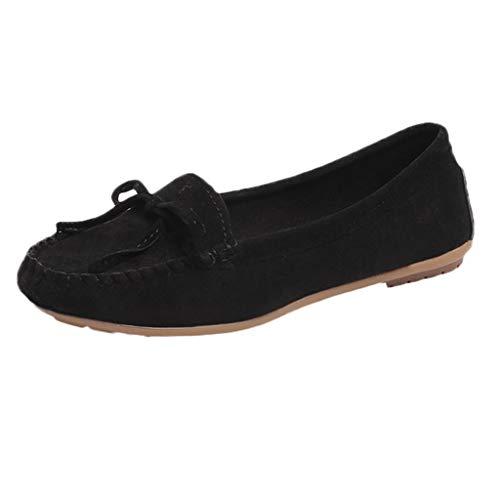 KItipeng Femme Mocassins Loafers Ete,Ballerines Loafers,Casual Respirant Bateau Chaussures Plates Loafers Chaussures De Conduite Sandales,Chaussures Baskets Mode Respirantes De Plein Air Chaussures