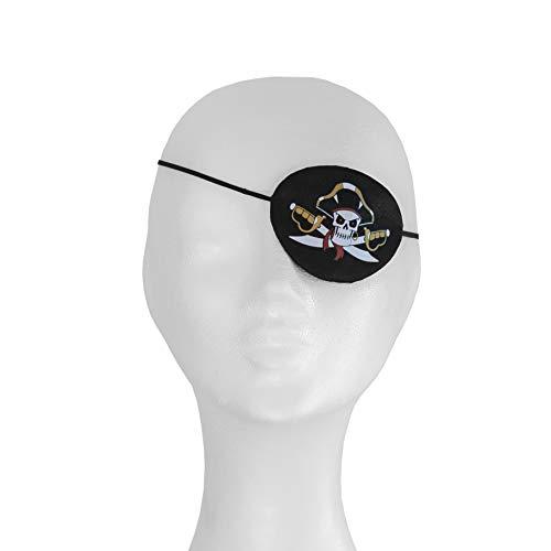 Liontouch 18106LT Captain Cross Piraten Augenklappe | Teil von Kostüm mit ()