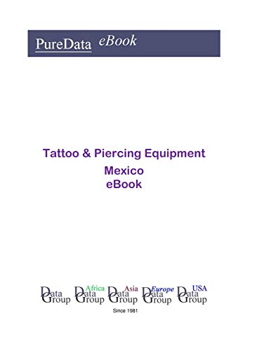 Tattoo & Piercing Equipment in Mexico: Market Sales