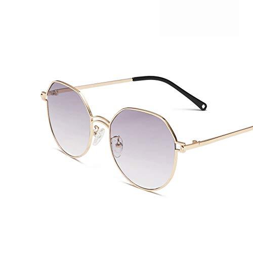 KANGJIABAOBAO Radfahren Angeln Laufen Unisex 400 UV Blockieren Polarisierte Sonnenbrille Frauen Männer Sonnenbrille Dress Up Glasses (Farbe : Lila 1, Größe : Casual Size)